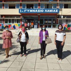 8η Πανελλήνια Ημέρα αθλητικών εκδηλώσεων στα σχολεία της Δ.Δ.Ε Φθιώτιδας
